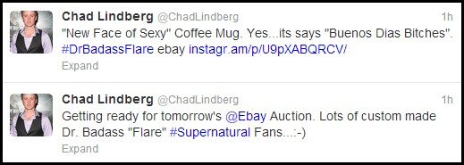 Chad Auction