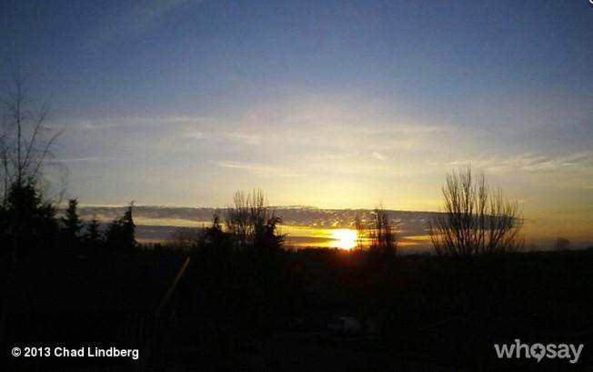 Washington Sunsets