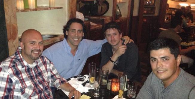 Chad, Dave & Ernie
