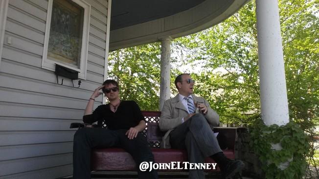 Chad & john