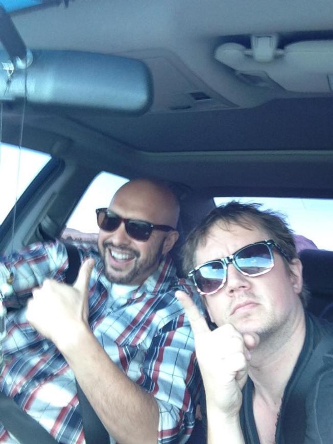Chad & Ernie